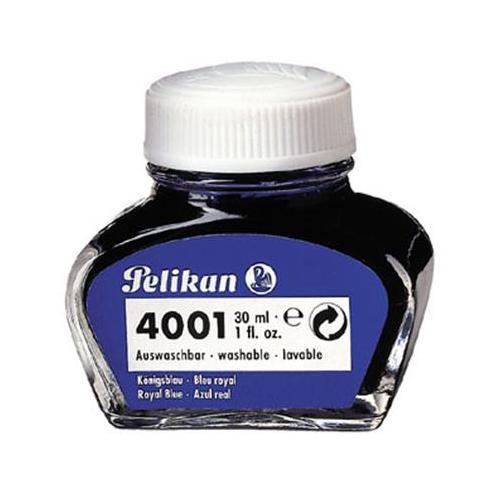 Pelikan 4001 Yazı Mürekkebi Mavi 30 ml