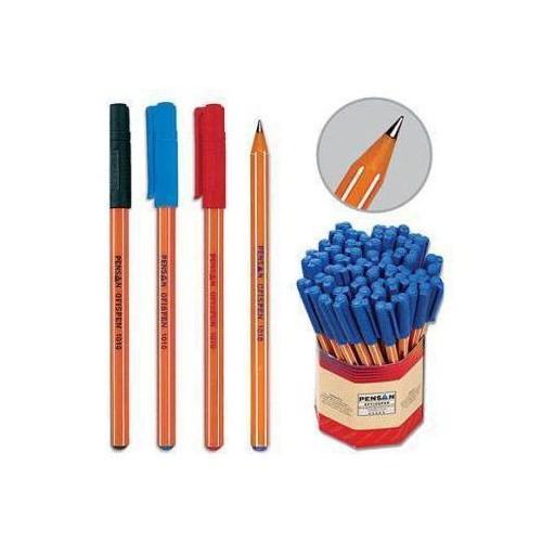 Pensan 1010 Tükenmez Kalem Mavi 60 Lı Kutu