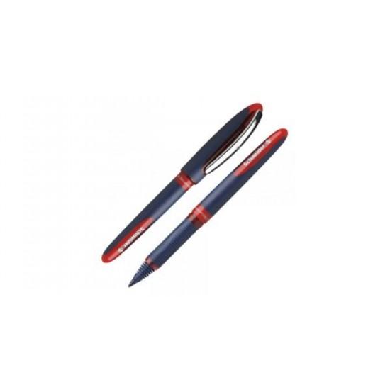 Schneider One Business Roller Kalem 0.6 mm Kırmızı