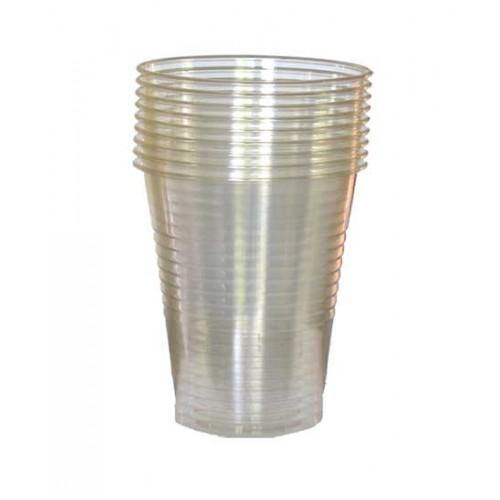 Şeffaf Plastik Bardak 180cc 3000 Li