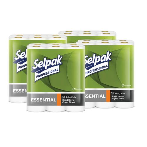 Selpak Professional Essential Havlu 48'Li Paket