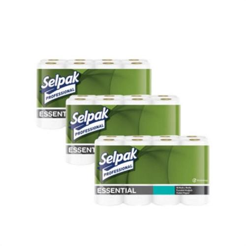 Selpak Professional Essential Tuvalet Kağıdı 48 Li Paket