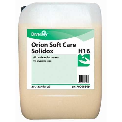 Softcare Solidox H16 Güçlü El Yıkama Sıvısı 20.40 Kg