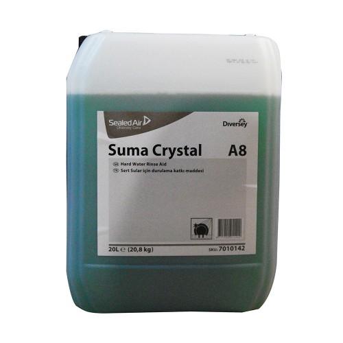 SUMA Crystal A8 Bulaşık Makinası Durulama Maddesi