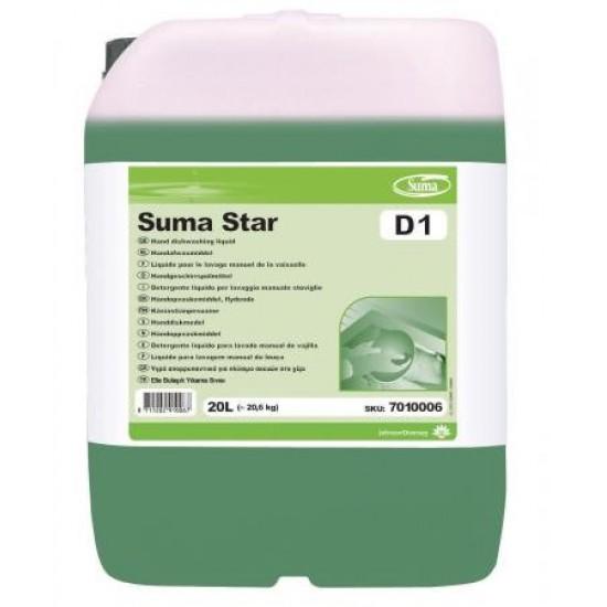 SUMA Star  D1 Elde Bulaşık Yıkama Deterjanı 20,60 Kg
