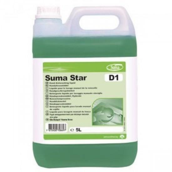 SUMA Star  D1 Elde Bulaşık Yıkama Deterjanı 5,20 Kg
