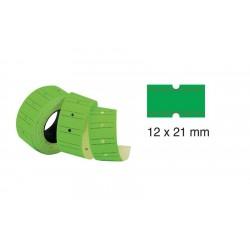 Tanex Fiyat Etiketi 21x12 cm Yeşil Renk 800 Lü 6 lı Rulo