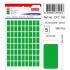 Tanex Ofc-105 Flo Yeşil Ofis Etiketi