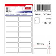 Tanex Ofc-114 Beyaz Ofis Etiketi