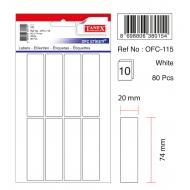 Tanex Ofc-115 Beyaz Ofis Etiketi