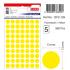 Tanex Ofc-129 Flo Sarı Ofis Etiketi