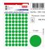 Tanex Ofc-129 Flo Yeşil Ofis Etiketi
