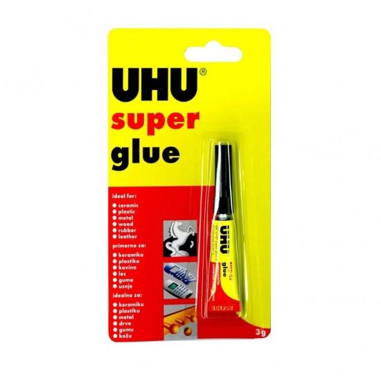 Uhu Super Glue - Japon Yapıştırıcı 3 Gram