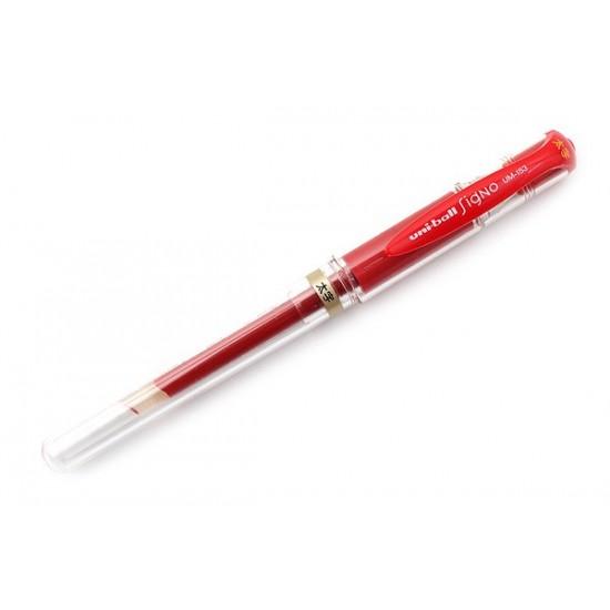 Uni-Ball Um-153 İmza Kalemi Kırmızı