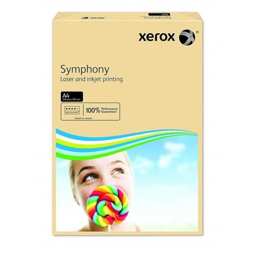 Xerox Symphony Renkli A4 Fotokopi Kağıdı 80 gr 500'lü Somon